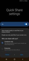 One UI 2.1 na Samsung Galaxy Note 9 / fot. SamMobile