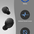 Panasonic Audio Connect ekran główny