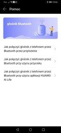 Huawei AI Life: sekcja pomocy (3)