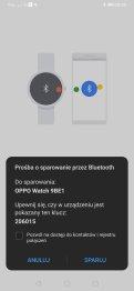 Parowanie Oppo Watch (1)