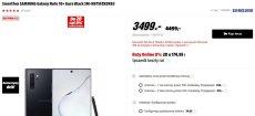 Promocyjna cena Galaxy Note 10+ w MediaMarkt