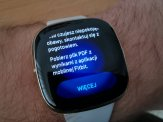 Fitbit Sense badanie EKG (6)