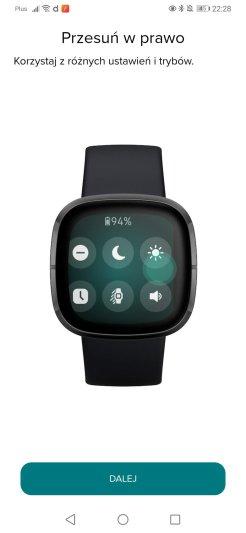 Fitbit Sense wskazówki (5)