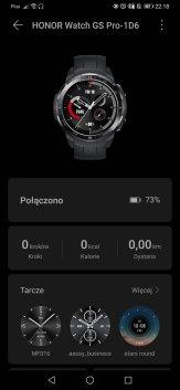 Honor GS Pro aplikacja (2)