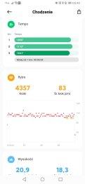 Xiaomi Mi Watch rezultaty marszu (4)