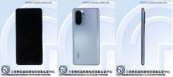 Xiaomi Redmi K40/ fot. TENAA; Digital Chat Station