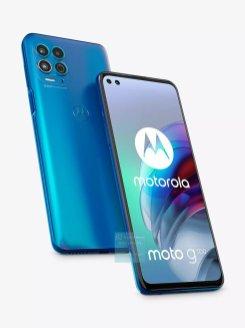 Motorola Moto G100 fot. TechnikNews