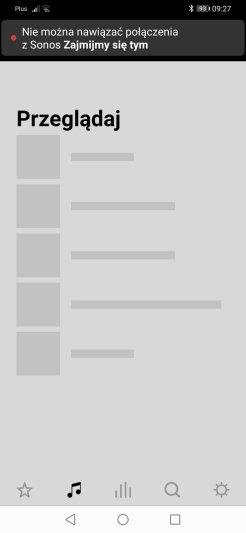 Sonos Roam: problem z Bluetooth (1)