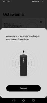 Sonos: TruePlay (3)