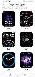 Tarcze zegarka w aplikacji (4)