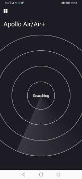 Tronsmart aplikacja: wyszukiwanie