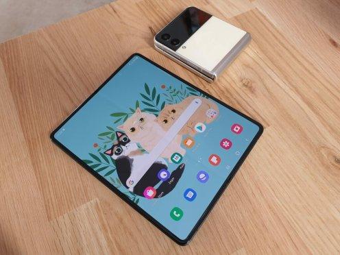 Premiera Galaxy Unpacked 2021 - Samsung Galaxy Z (51)