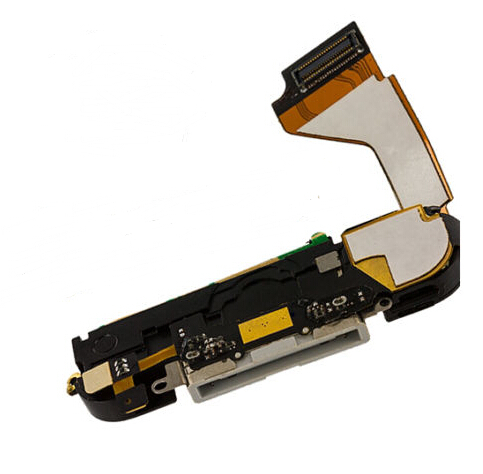 iphone 4 dock connector assembly -compleet met wifi en speaker