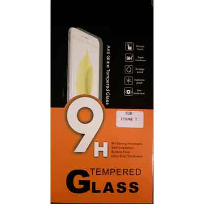iPhone 7 tempered glass - glazen screenprotector 9H 2.5D 0,3 mm