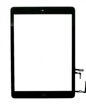 IPad Air scherm digitizer touchscreen zwart