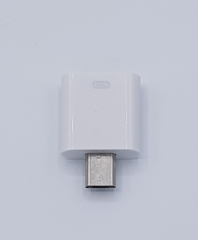 8 pin lightning naar micro usb adapter