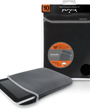 Yarvik YAC150 Tablet Neoprene Sleeve 10 inch