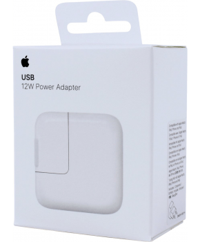 Apple MD-836 iPad charger 12 watt - in verpakking - origineel