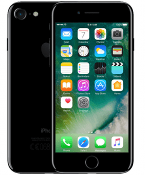 Apple Refurbished iPhone 7 32GB Jet Black - Remarketed - Als nieuw