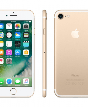 Apple iPhone 7 - 32GB - goud - remarketed - Als nieuw +oordopjes