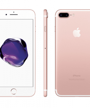 Apple iPhone 7 - 32GB - Rose goud - remarketed - Als nieuw +oordopjes