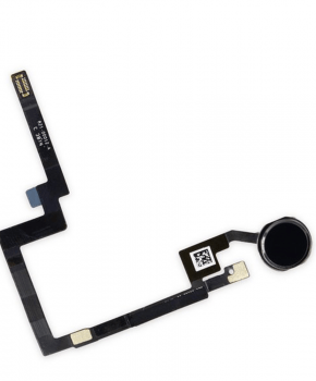 Voor iPad mini 3 home button flexkabel - zwart