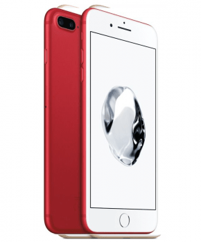 Refurbished iPhone 7 Plus 128GB | Rood  | Als Nieuw