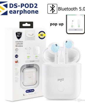 DS-pod2 TWS True wireless in-ear oordopjes