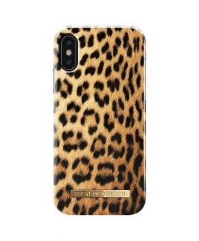 iDeal Fashion Case Wild Leopard iPhone XS/X