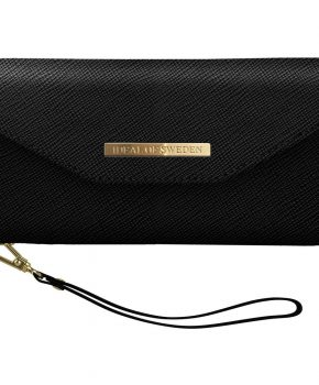 iDeal Mayfair Clutch Black iPhone XS/X