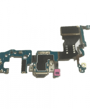 Voor Samsung Galaxy S9 G960U - dock connector flexkabel