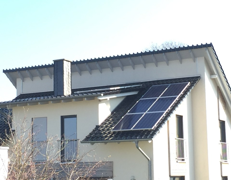 photovoltaik solarstrom GSMsolar