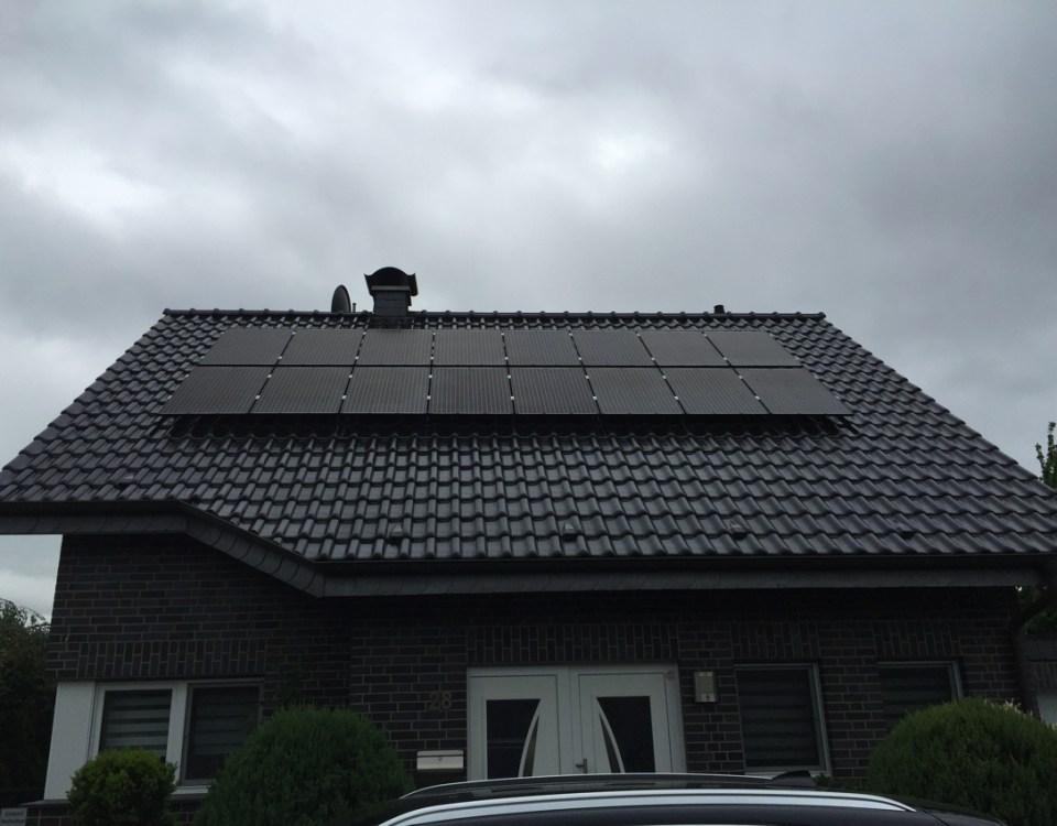 Solaranlagen Referenz Lünen