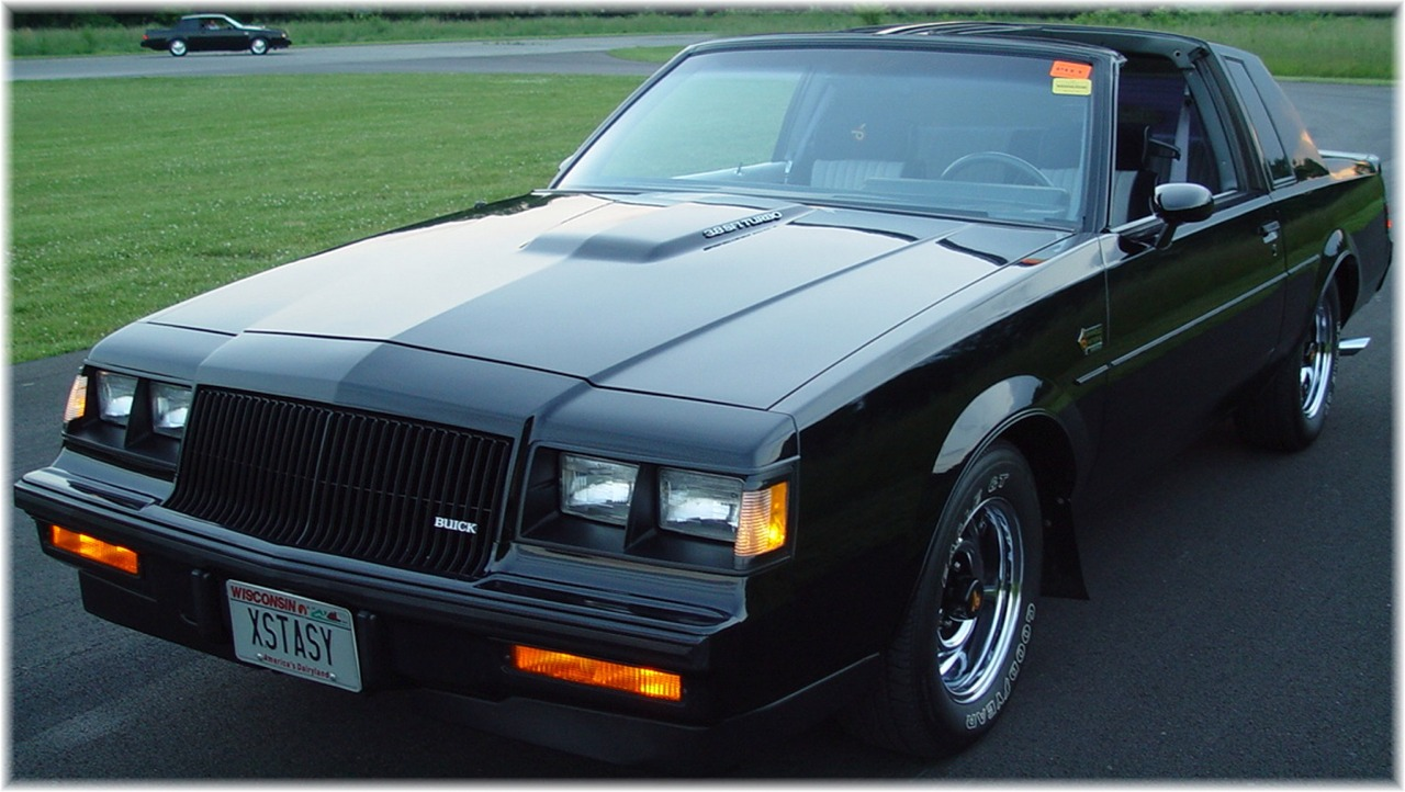 hight resolution of 1987 buick gnx replica 1987 buick grand national xstasy photo gallery