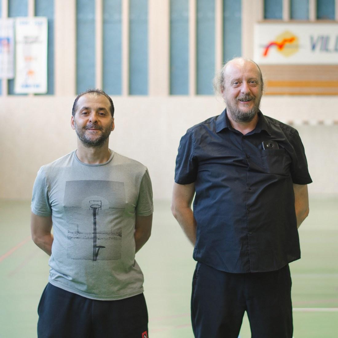 Jean-Louis & Tawfik