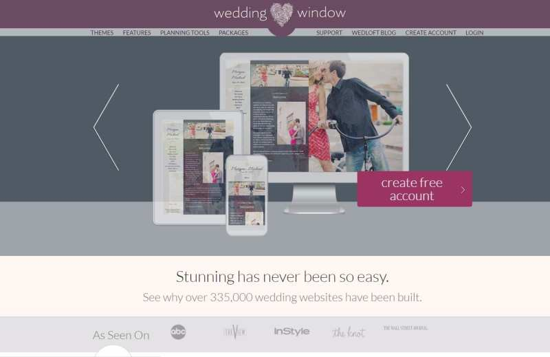Free Custom Wedding Websites WeddingWindow.com Google Chrome 4282017 83614 PM.bmp Seattle and Snohomish Wedding and Engagement Photography by GSquared Weddings Photography