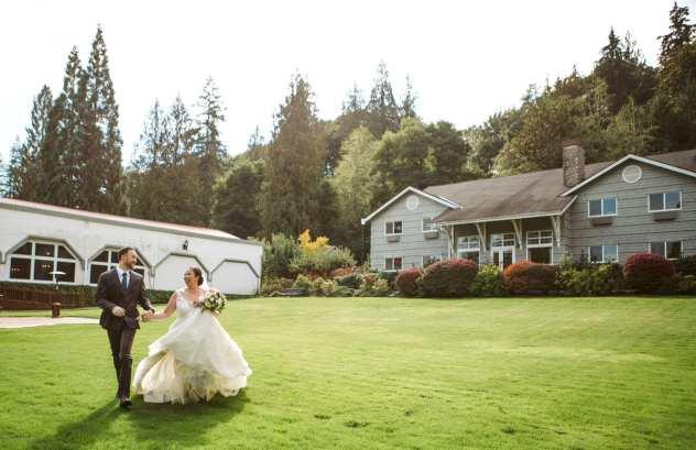 Washington Wedding Venue Carnation Farms