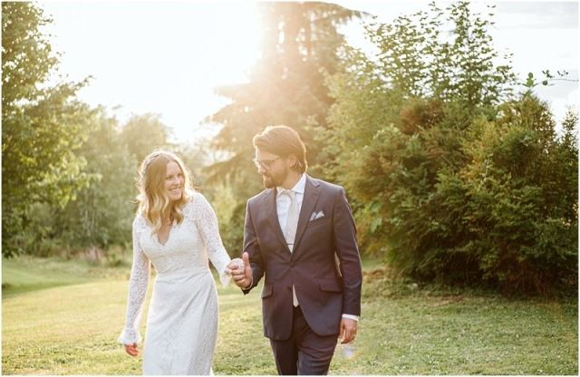 Among the Wildflowers | Lookout Lodge Snohomish Wedding