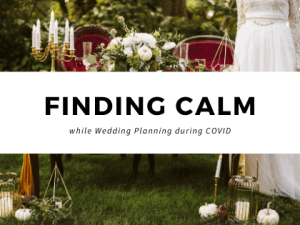 finding calm covid wedding Seattle and Snohomish Wedding and Engagement Photography by GSquared Weddings Photography