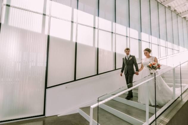 Washington Wedding Venue Olympic Sculpture Park