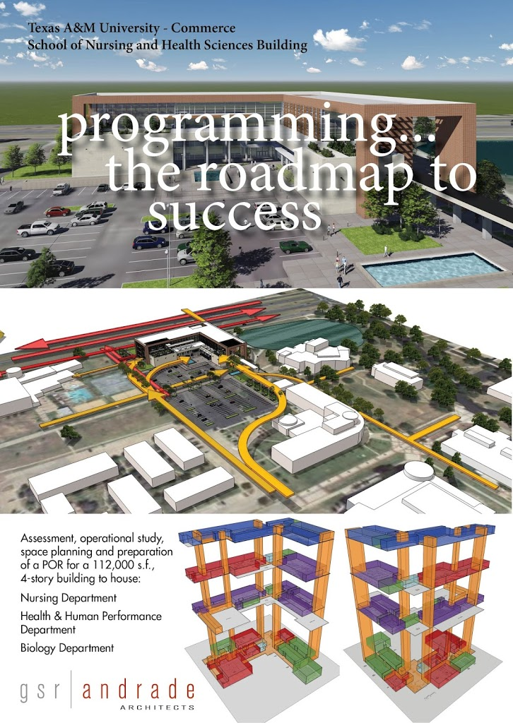 Project Profile: Texas A&M University- Commerce - School of Nursing