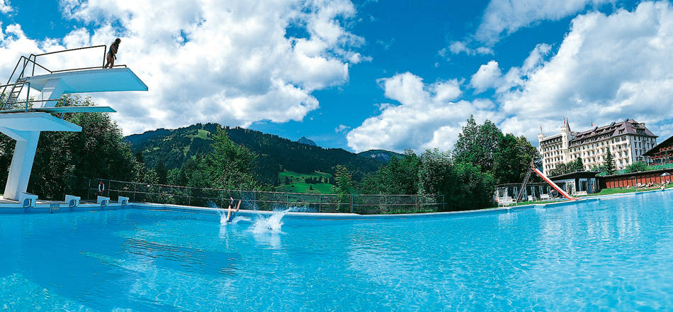 Public Swimming Pools Gstaad