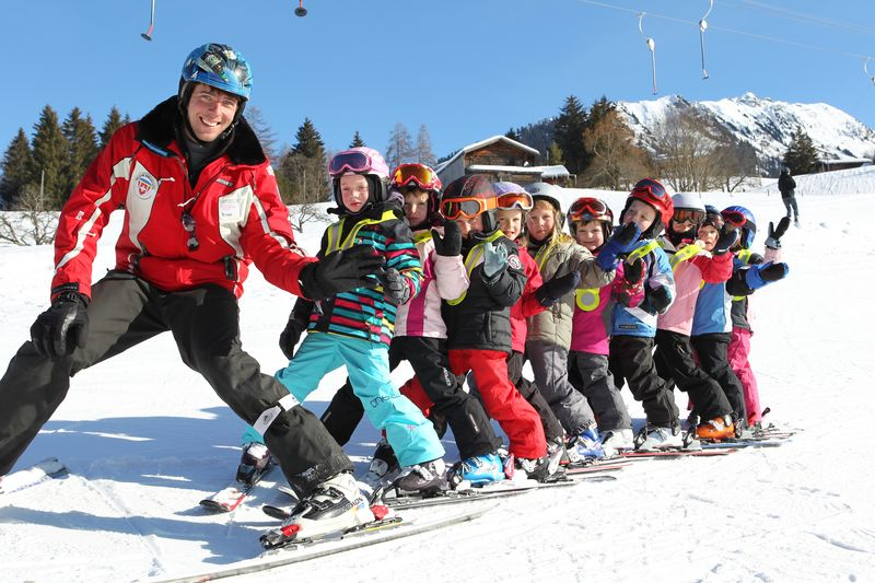 Gstaadlife  The Making of a Good Ski Instructor