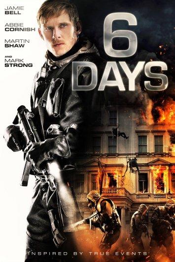 6 Days 2017 Full Movie Download WEB-DL