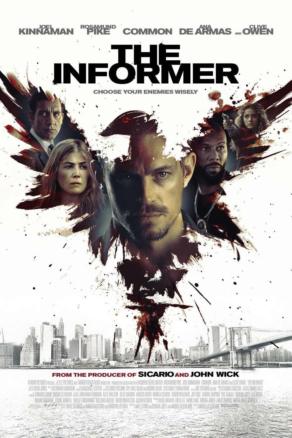 Image result for the informer