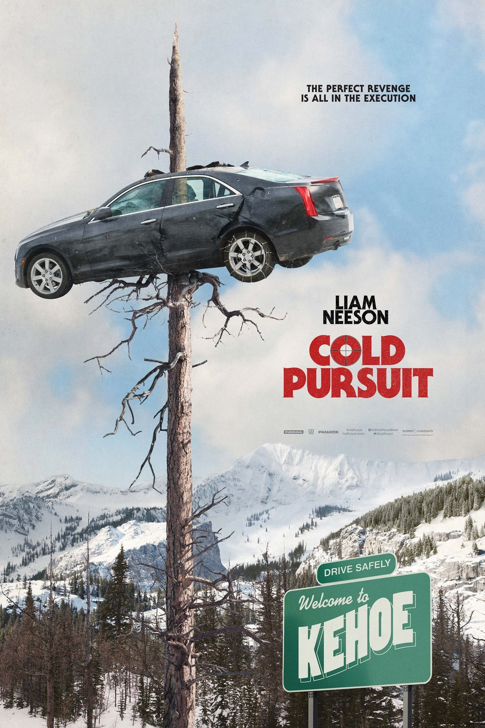 Image result for cold pursuit