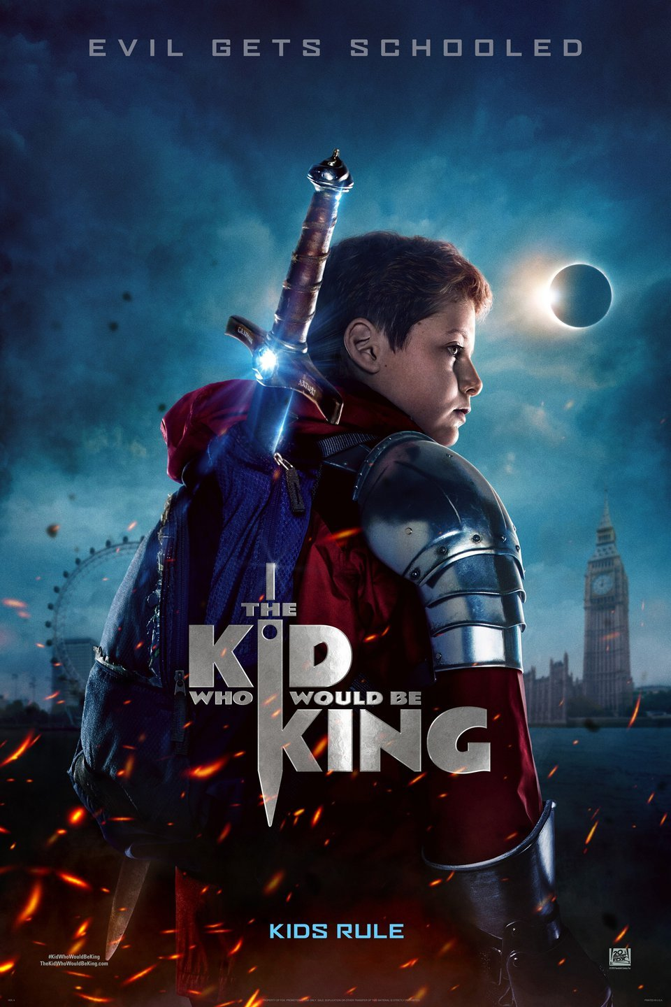 Image result for the kid who would be king