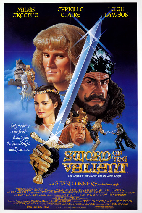 Crazy Creepy Cool Movies – Sword of the Valiant | McCoyCast