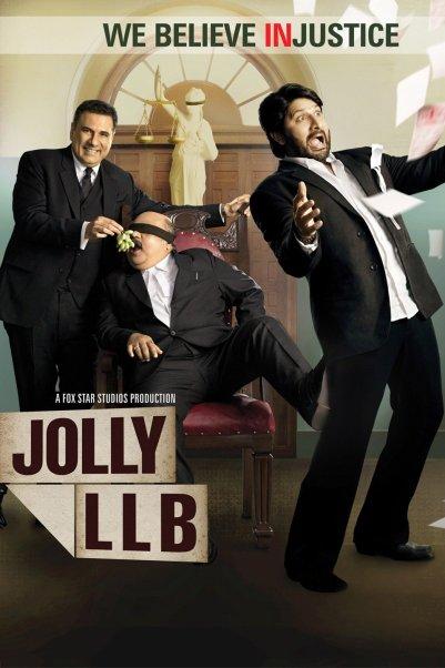 Jolly LLB 2013