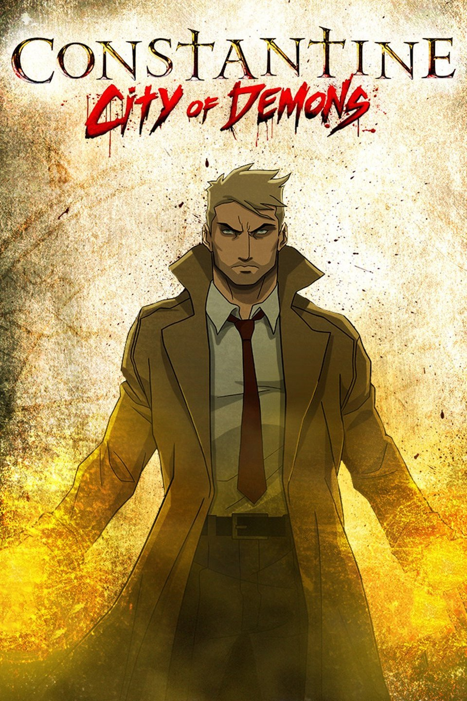 Image result for Constantine: City of Demons